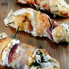 Cheese Stuffed Chicken