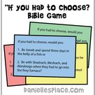 Bible Games For Youth