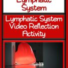 Lymphatic System: Video Reflection Activity