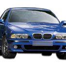1997 2003 BMW 5 Series E39 Duraflex M5 Look Body Kit   4 Piece   Includes M5 Front Bumper Cover 101801 AC S Side Skirts Rocker Panels 103482 M5 Rear Bumper Cover 101802