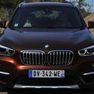 New 2016 BMW X1 looks great in Chestnut Bronze