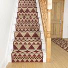 Innen-/Außenteppich Abrahamson in Rot/Braun Union Rustic Teppichgröße: Läufer 80 x 540 cm