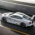 Bentley Continental GT3 Concept 2012   Энциклопедия концептуальных автомобилей