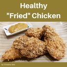 Healthy Fried Chicken
