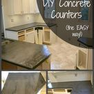 Concrete Counter