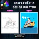 Instafusion Design Creator Pro - Create Wonderful Digital Paintings!!
