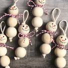 21 Easy Christmas Ornaments To Make and Sell   The Mummy Front #handmadecraftstosell