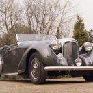 Definitely a Kellie car 1939 Aston Martin Lagonda V12 Rapide... love love love it.