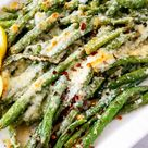 Keto Green Beans with Parmesan   Low Carb