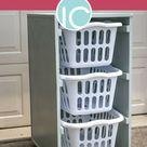Laundry Basket Dresser - Infarrantly Creative