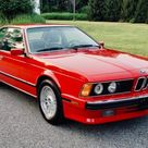 31k Mile 1988 BMW M6