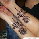 Tatuaggi Di Coppia - Significati e oltre 80 idee per tattoo di coppia