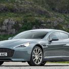 Driving the 2015 Aston Martin Rapide S