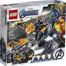 LEGO Marvel Avengers 76143 Avengers Truck (477 Pieces) Building Kit