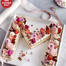 Letter Cake - ohne backen, hübsch und voll im Trend!