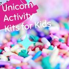 Unicorn Activity Pack I Coloring Pages I Learning Worksheets