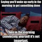 Wake Up Early