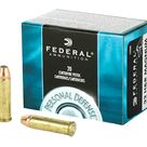 Federal Personal Defense 32H&R 85 Grain Jacketed Hollow Point 20 Round Box C32HRB