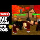 *NEW* FREE CODES Project XL + Live Lesson on How To Play The Project XL Game from PROS!  | ROBLOX