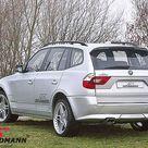 BMW X3 E83   Utstyr / Styling. Utvendig   Schmiedmann   Nye deler