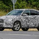 2015 Audi Q3 Facelift Prototype Shows All New Audi SUV Design Language