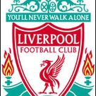 Liverpool football club coloring page