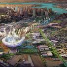 Boston just released it Bid documents for the 2024 Olympics!  It is a very controversial subject, but the designs are pretty cool.