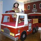 Fire Truck Bedroom