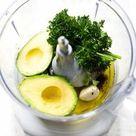 5-Minuten Avocado-Zitronen-Dressing