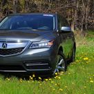 Road Test Review   2014 Acura MDX SH AWD Is Premium and Posh 7 Seat Cruiser