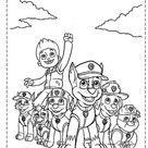 desenhos para colorir patrulha canina 226