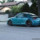 2001 Audi TT Quattro 1.8T   GT28R, Custom Paint, Project...