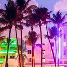 A lit night in Miami!