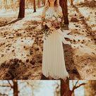 Bend Oregon Desert Bridal Inspiration