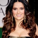 Salma Hayek Hair