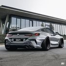BMW M850i Rendered in Widebody Guise, Looks Enticing