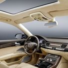 2016 Audi A8 L Extended   Interior