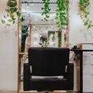 Boho Salon Inspiration