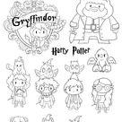 Digisellos Harry Potter