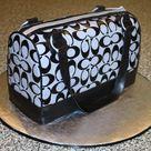 Coach Purse Cakes
