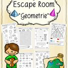 Escape Room Geometrie