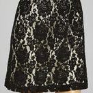 Lace Mini Skirts