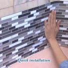 50% off sale | Creative Home Beautification 3D Tile Stickers