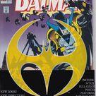 Batman 500  October 1993  DC Comics The Fall Will | Etsy