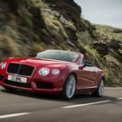 2014 Bentley Continental GT V8 S Convertible review notes
