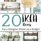 The Best IKEA Decor Items for a Stylish Home on a Budget
