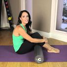 Hip Flexor Stretches With a Foam Roller
