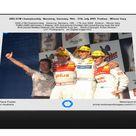1000 Piece Puzzle. 2005 DTM Championship  Norisring, Germany.