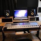 Custom Recording studio workstation desk | Etsy