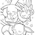 Coloriage Pokemon GRATUIT   20 images à imprimer en 1 clic